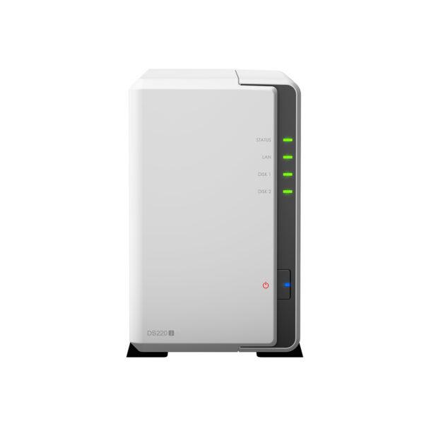 ذخیره ساز تحت شبکه سینولوژی مدل DS220j