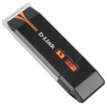 کارت شبکه USB و بیسیم دی-لینک مدل DWA-125