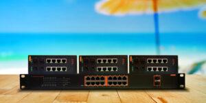 سوئیچ مدیریتی (Managed switch) چیست